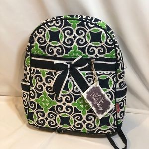 NEW N Gil Quilted BackPack
